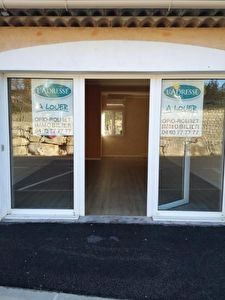 Local commercial LE ROURET - 35 m2